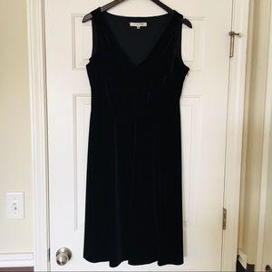 Evan Picone Velvet Dress